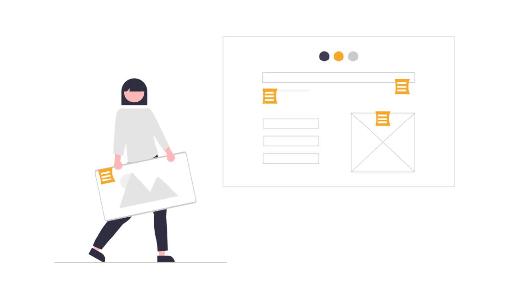webデザインの学習